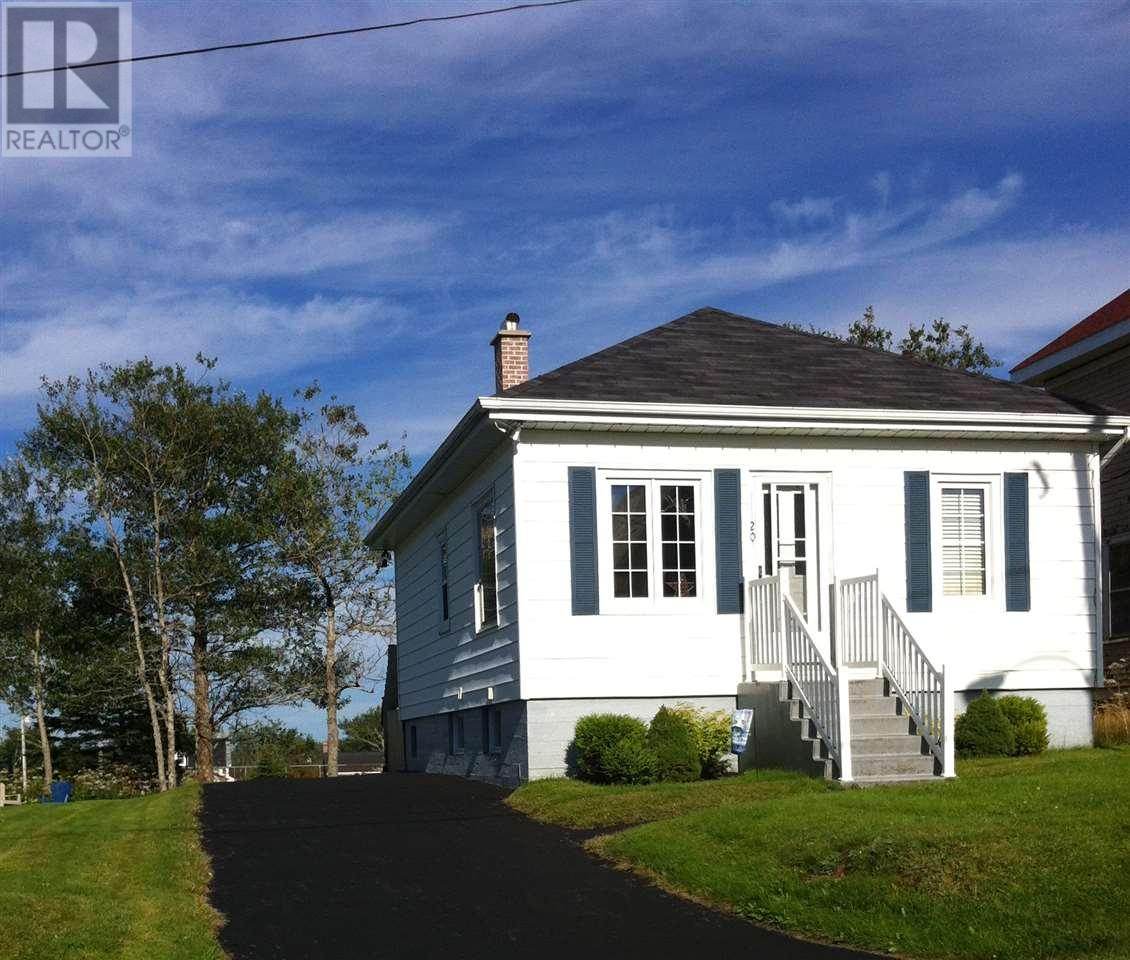 House For Sale At 20 Upper Warren St Louisbourg Nova Scotia