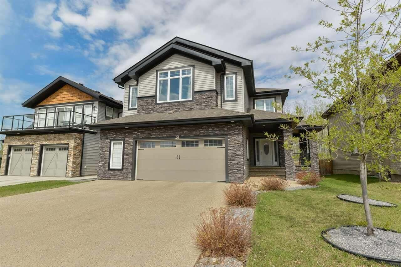 House for sale at 20 Valarie Ba Spruce Grove Alberta - MLS: E4192128