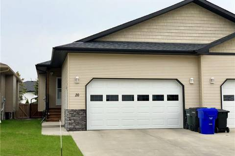 Townhouse for sale at 20 Valiant Cres Olds Alberta - MLS: C4236782
