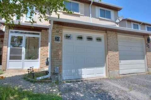 Townhouse for sale at 20 Valley Stream Dr Toronto Ontario - MLS: E4822161