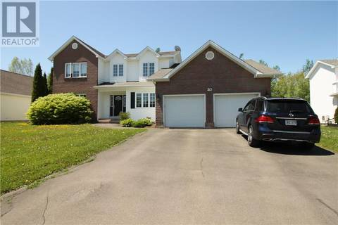 House for sale at 20 Vanessa Ct Riverview New Brunswick - MLS: M123827