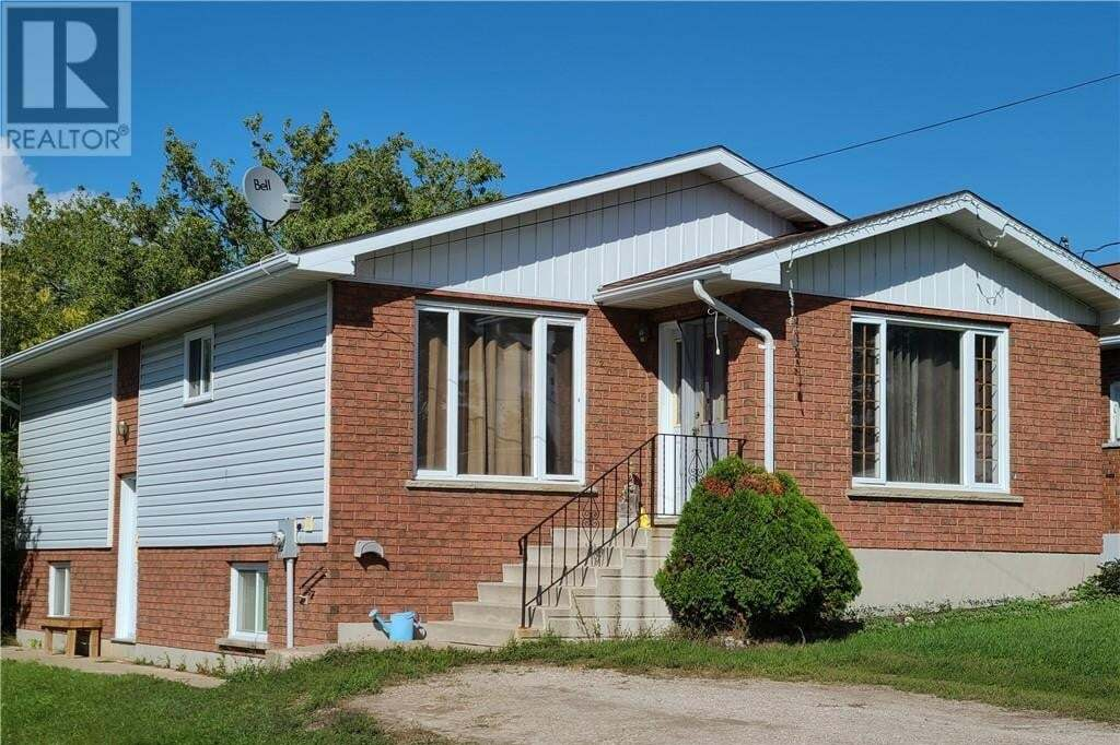 House for sale at 20 Vankoughnet St E Little Current Ontario - MLS: 2088331