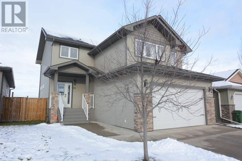 House for sale at 20 Vincent Cs Red Deer Alberta - MLS: ca0180344