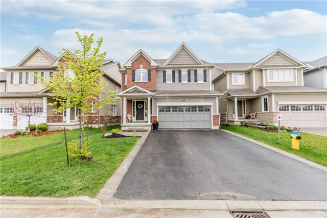 For Sale: 20 Warman Street, New Tecumseth, ON | 4 Bed, 3 Bath House for $679,900. See 20 photos!