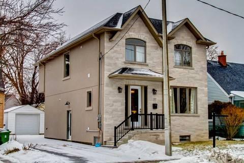 House for sale at 20 Warvet Cres Toronto Ontario - MLS: E4360380