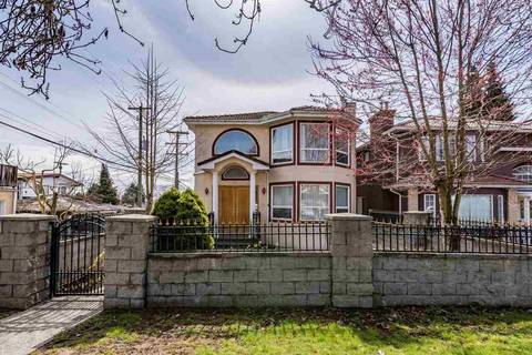 House for sale at 20 63rd Ave W Vancouver British Columbia - MLS: R2435406