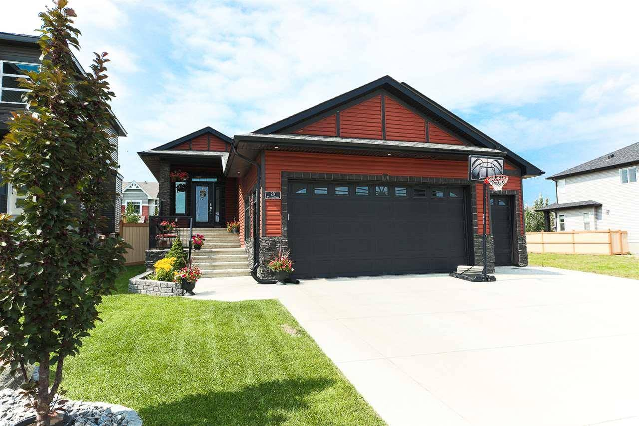 House for sale at 20 Westlin Dr Leduc Alberta - MLS: E4167888