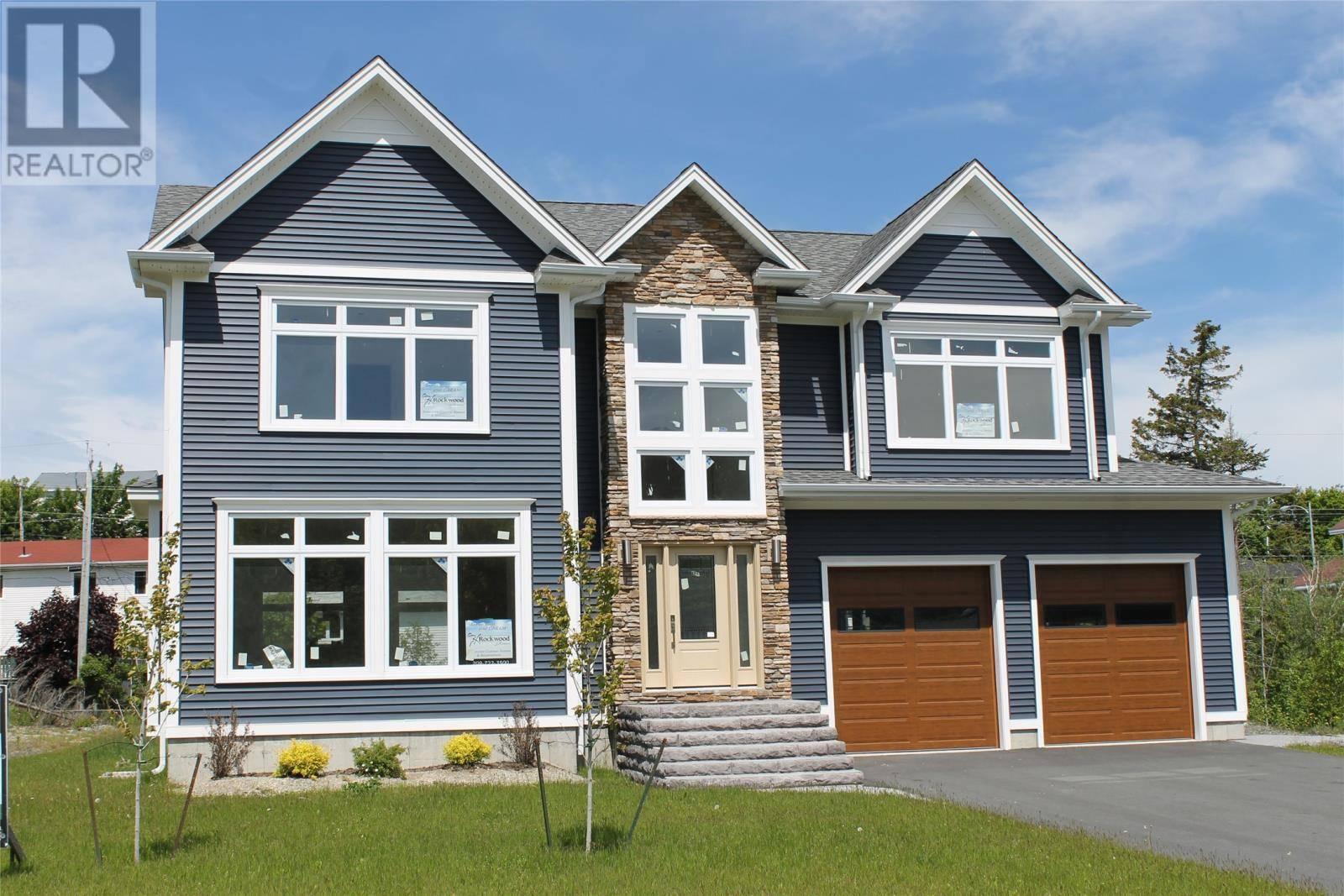 House for sale at 20 Westmount Pl St. John's Newfoundland - MLS: 1188499