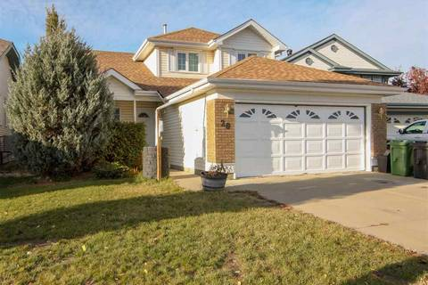 House for sale at 20 Westwood Gr Fort Saskatchewan Alberta - MLS: E4133555