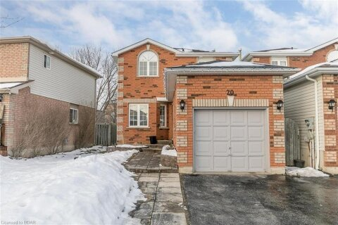 House for sale at 20 Willow Dr Barrie Ontario - MLS: 40057221