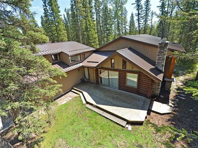 Sold: 20 Yoho Tinda Road, Bragg Creek, AB