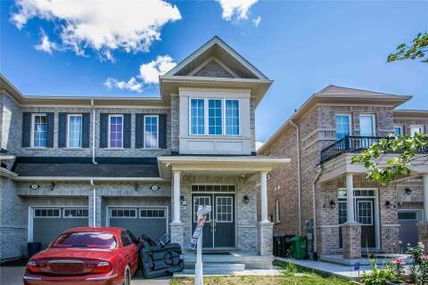 Townhouse for sale at 20 Zanetta Cres Brampton Ontario - MLS: W4854991