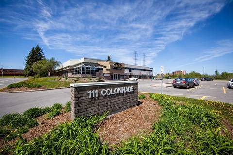 Commercial property for lease at 111 Colonnade Rd Apartment 200 Ottawa Ontario - MLS: X4513039