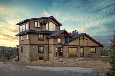 House for sale at 162233 Hwy 762 Hy Unit 200 Rural Foothills County Alberta - MLS: C4223649
