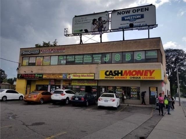 Commercial Property For Lease At 1680 Jane St Apartment 200 Toronto Ontario    MLS: W4039591