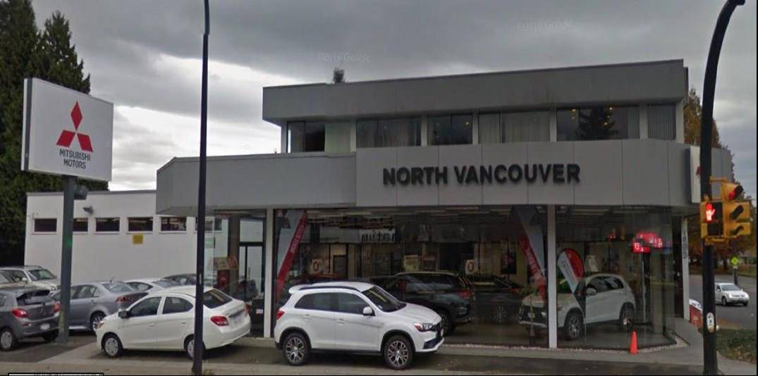 Commercial property for lease at 1695 Marine Dr Apartment 200 North Vancouver British Columbia - MLS: C8028970