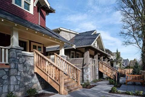 Townhouse for sale at 1785 16th Ave W Unit 200 Vancouver British Columbia - MLS: R2447301