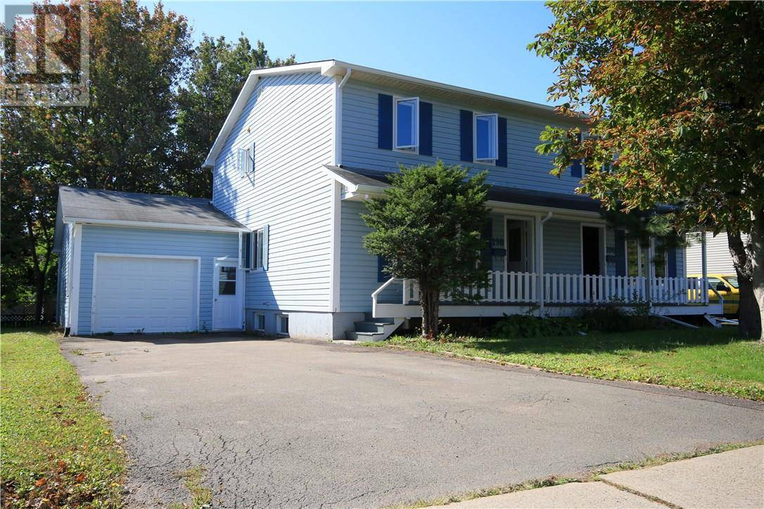 Townhouse for sale at 198 Hennessey Rd Unit 200 Moncton New Brunswick - MLS: M125561