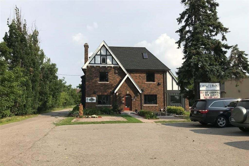 Commercial property for lease at 254 Dundas St E Apartment 200 Waterdown Ontario - MLS: H4083270