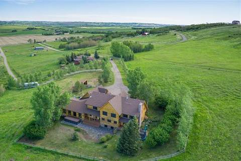 House for sale at 32075 402 Ave West Unit 200 Rural Foothills County Alberta - MLS: C4254014
