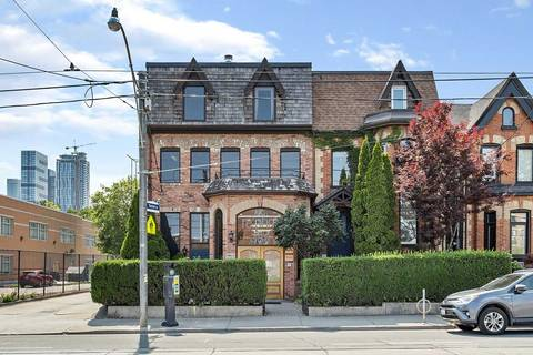 Commercial property for lease at 388 Parliament St Apartment 200 Toronto Ontario - MLS: C4597573