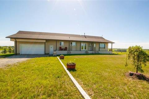 House for sale at 498067 48 St East Unit 200 Rural Foothills County Alberta - MLS: C4269820