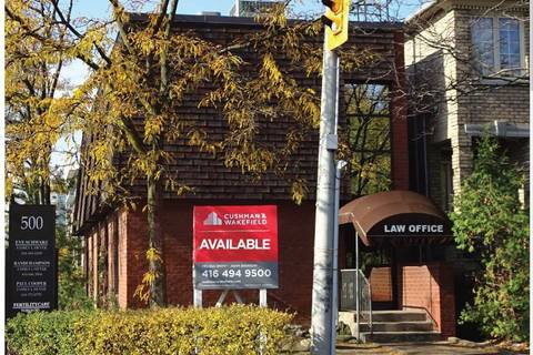 Commercial property for lease at 500 Eglinton Ave Apartment 200 Toronto Ontario - MLS: C4387632