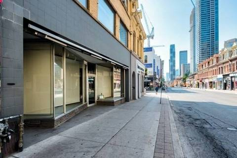 Commercial property for lease at 641 Yonge St Apartment 200 Toronto Ontario - MLS: C4700292