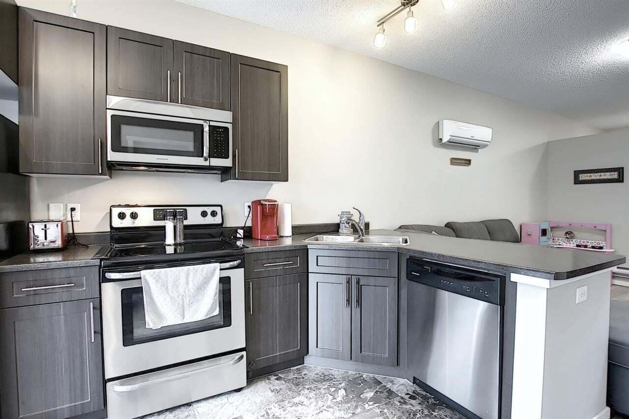 Townhouse for sale at 200 Brickyard Pl Stony Plain Alberta - MLS: E4217579