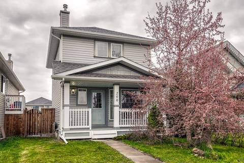 House for sale at 200 Bridlewood Ave Southwest Calgary Alberta - MLS: C4245472