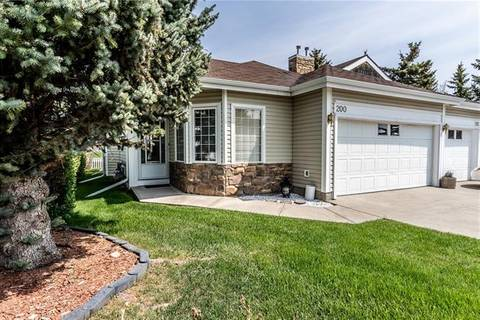 Townhouse for sale at 200 Freeman Wy Northwest High River Alberta - MLS: C4248013
