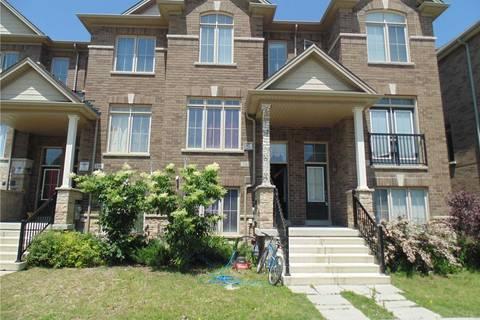 Townhouse for sale at 200 Inspire Blvd Brampton Ontario - MLS: W4496373