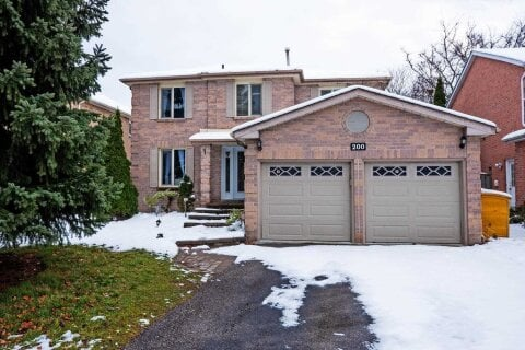 House for sale at 200 Mccaffrey Cres Newmarket Ontario - MLS: N5000064