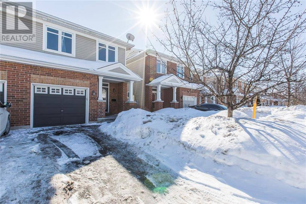 House for sale at 200 Parkin Circ Ottawa Ontario - MLS: 1183670
