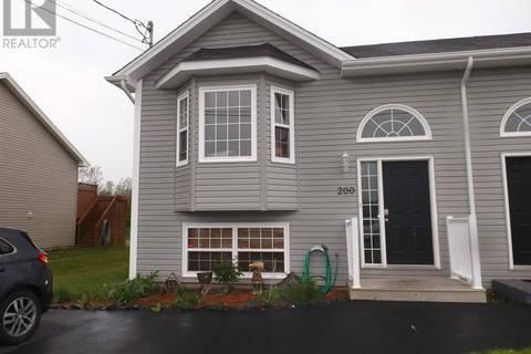House for sale at 200 Payzant Dr Windsor Nova Scotia - MLS: 201913755