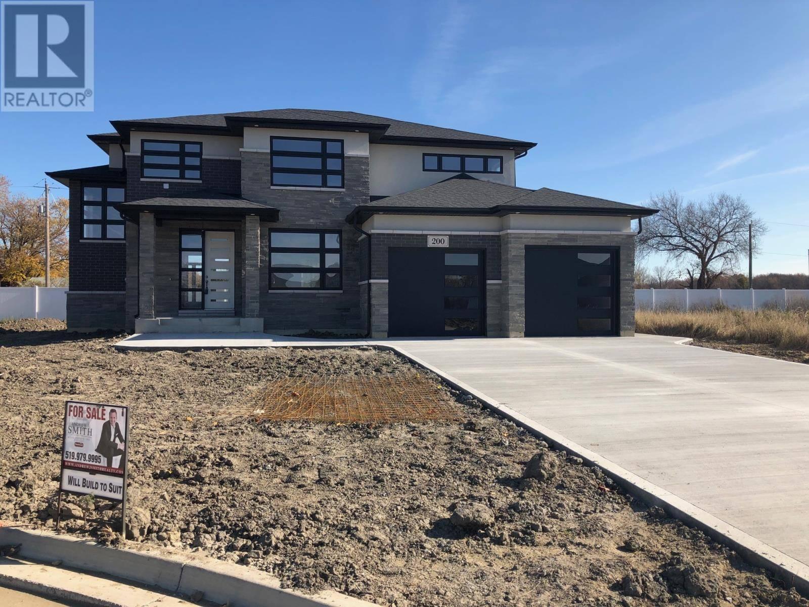 House for sale at 200 Rafih  Lakeshore Ontario - MLS: 19028222