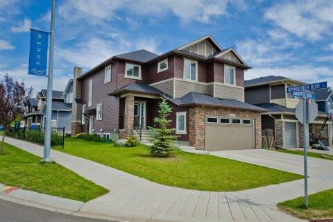House for sale at 200 Sandpiper Blvd Chestermere Alberta - MLS: A1014838