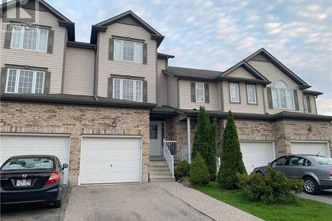 Townhouse for sale at 200 Sophia Cres Kitchener Ontario - MLS: 30734622