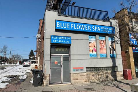 Commercial property for lease at 2000 Eglinton Ave Toronto Ontario - MLS: W4696238