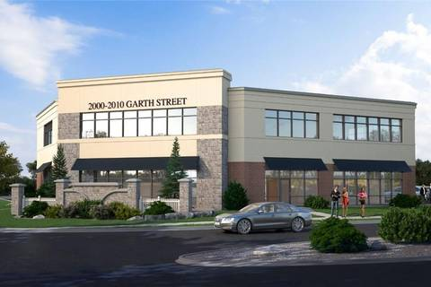 Commercial property for lease at 2000 Garth St Hamilton Ontario - MLS: H4043353