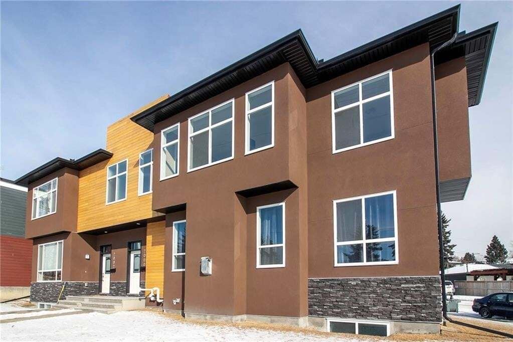 Townhouse for sale at 2000 Home Rd NW Montgomery, Calgary Alberta - MLS: C4290491
