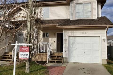 Townhouse for sale at 20004 53a Ave Nw Edmonton Alberta - MLS: E4146082