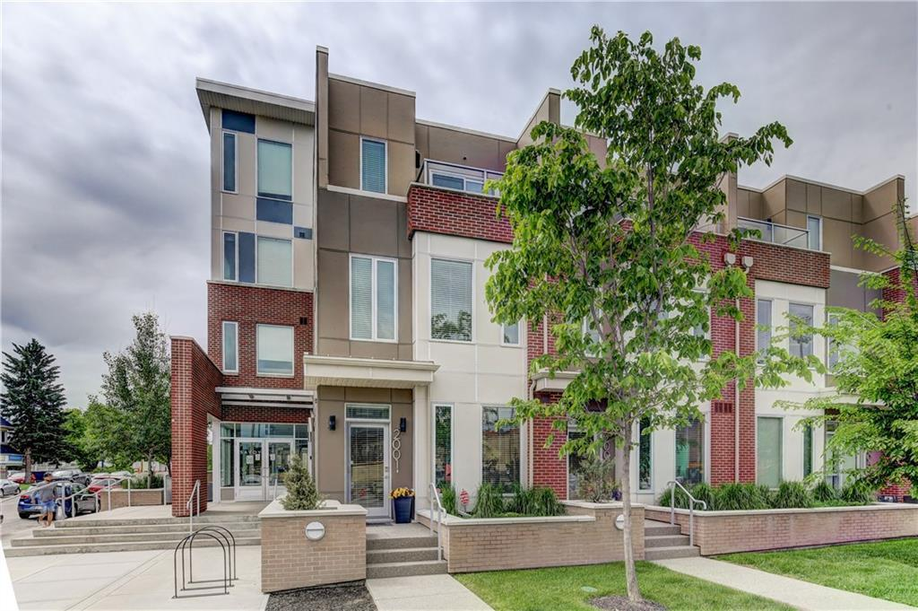 Removed: 2001 1 Avenue North West, West Hillhurst Calgary, AB - Removed on 2020-07-09 00:42:09