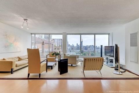 Apartment for rent at 110 Bloor St Unit 2001 Toronto Ontario - MLS: C4666262