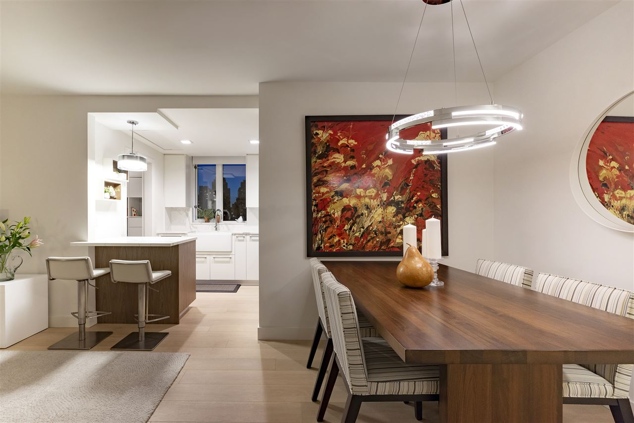Buliding: 1201 Marinaside Crescent, Vancouver, BC