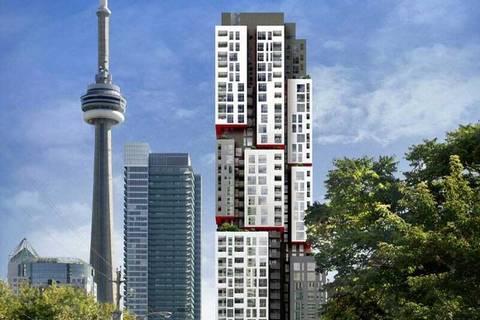 Apartment for rent at 318 Richmond St Unit 2001 Toronto Ontario - MLS: C4605753
