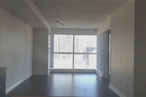 Apartment for rent at 386 Yonge St Unit 2001 Toronto Ontario - MLS: C4672020