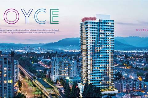 Condo for sale at 5058 Joyce St Unit 2001 Vancouver British Columbia - MLS: R2416872