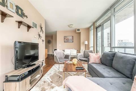 Apartment for rent at 55 Bremner Blvd Unit 2001 Toronto Ontario - MLS: C4645216