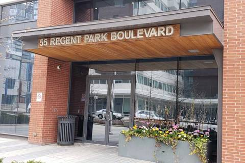 Condo for sale at 55 Regent Park Blvd Unit 2001 Toronto Ontario - MLS: C4418689
